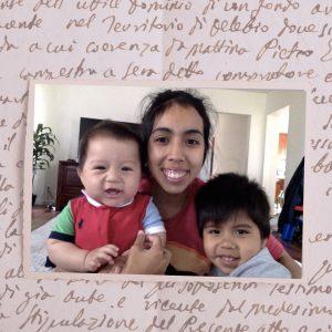 Amelia Lopez - Young parent Exhibit