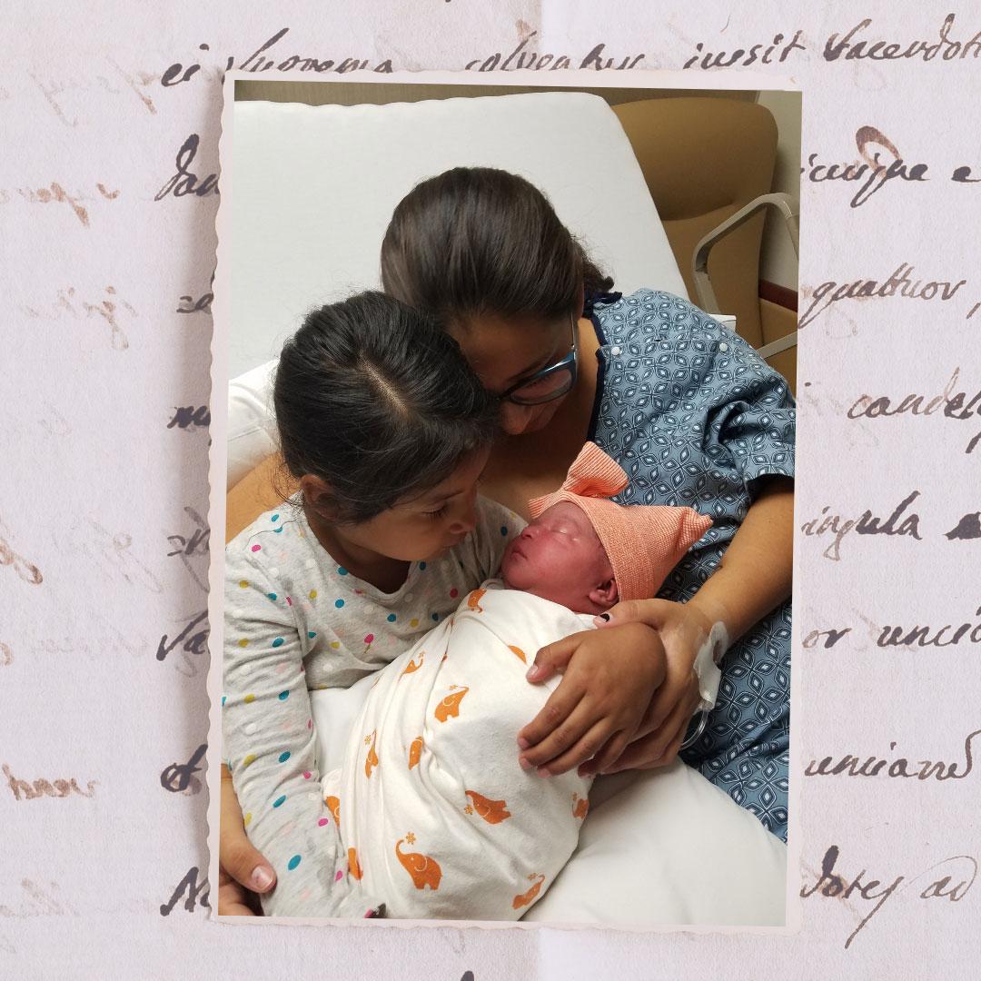 Amelia Torres - Young parent Exhibit